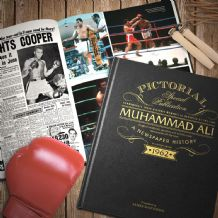 Muhammed Ali Pictorial Edition Newspaper Book